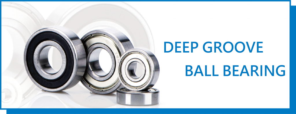 deep groove ball bearing 深溝滾珠軸承